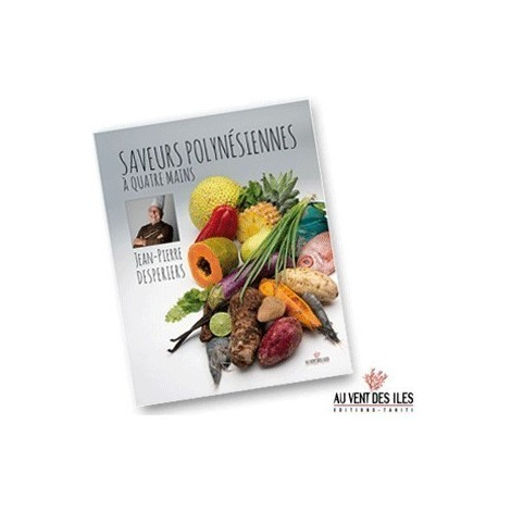Cookbook - Polynesian Flavour for Four-handed