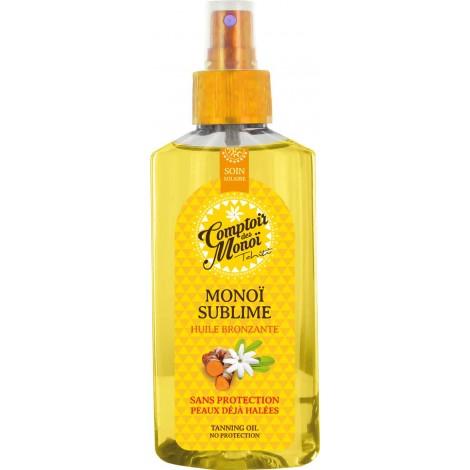 Tanning Monoï Oil - No Protection