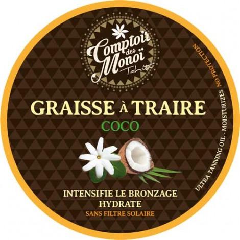 Coconut Milking Grease - Comptoir des Monoï