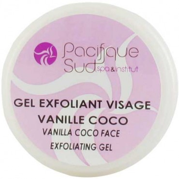 Gel Exfoliant Visage Vanille Coco