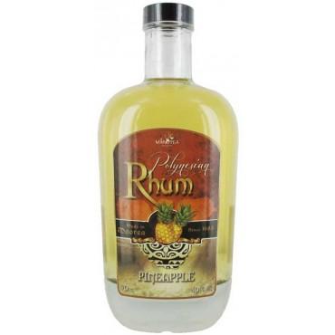 Rhum Ananas 40° - Manutea