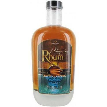 Vanilla Rum 40° - Manutea