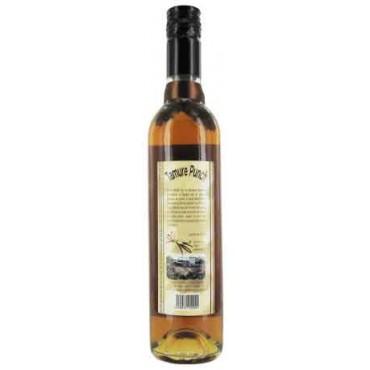 Vanilla Punch Tamure Rum - Back