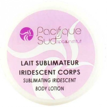 Sublimating Iridescent Body Lotion