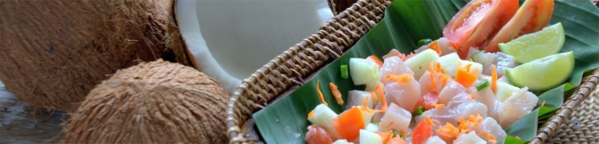 Spécialité Culinaire Polynésienne