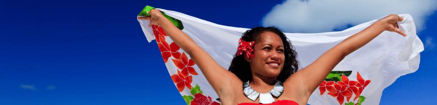 Artisanat et Arts des îles polynésiennes